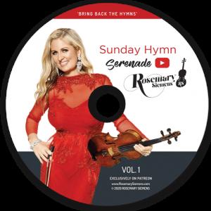 Sunday Hymn Serenade CD Vol. 1